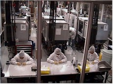 cleanroom-molding